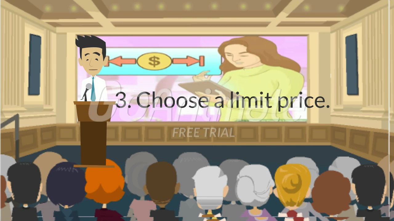 How To Place A Limit Order