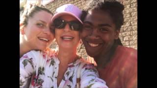 Care&Share&Smile e.V. - Heike Ellwanger & Jana Krecker in Südafrika - Knysna