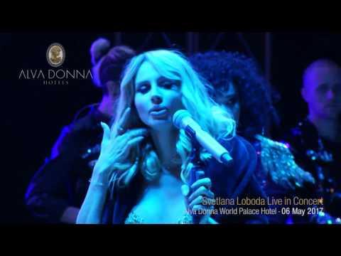 Svetlana Loboda Live in Concert Alva Donna World Palace Hotel 06 May 2017