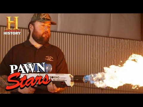 Pawn Stars: Chumlee Gets Burned on a Big Gamble (Season 16) | History
