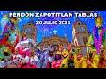 Video de Zapotitlan Tablas