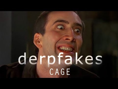 These maniacs will not stop until Nic Cage is in every movie