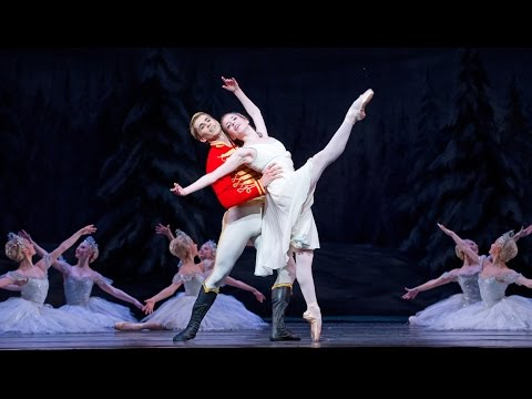 Choreographer Peter Wright on what makes The Nutcracker so magical (The Royal Ballet)
