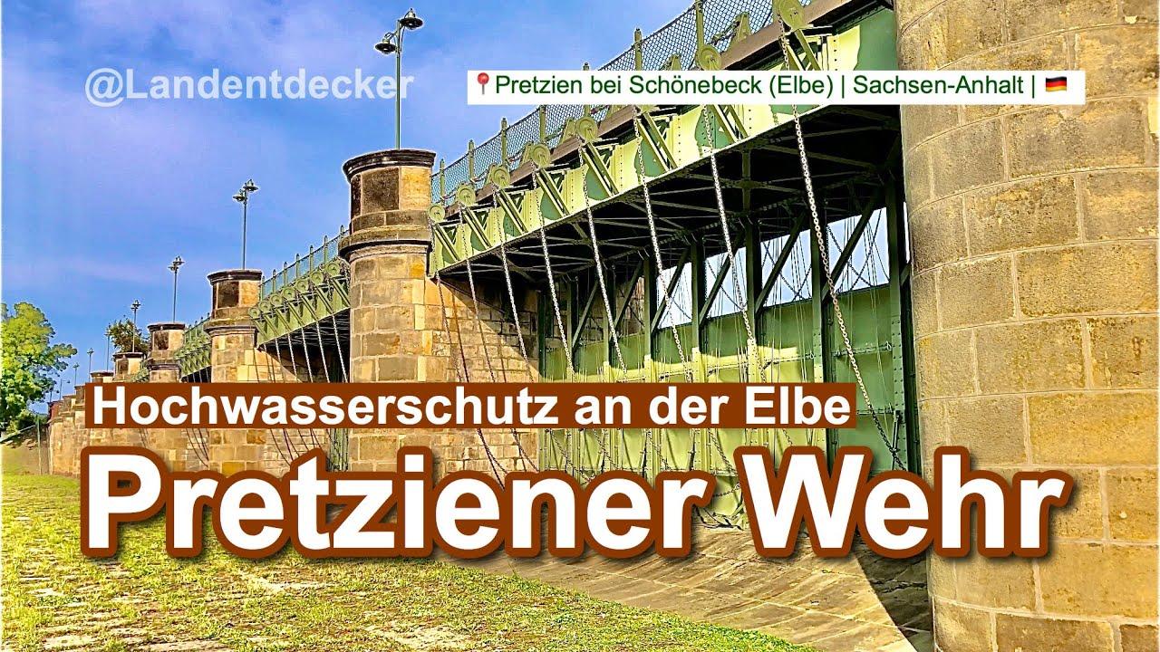 Download Pretziener Wehr - Ingenieurskunst zum Hochwasserschutz