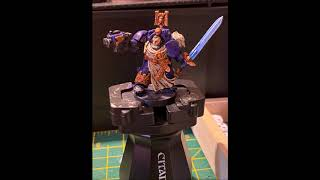 Soul Drinkers pt2 step by step paint guide
