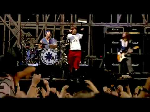 Red Hot Chili Peppers - By the Way & Scar Tissue - Live at Slane Castle