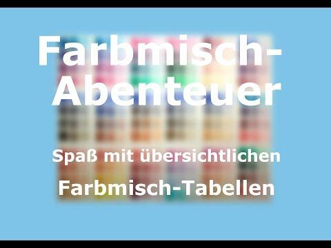 Farbmisch - Abenteuer mit Aquarell-Farben (Deutsche Version)