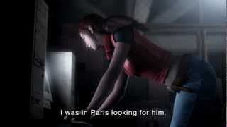 Resident Evil Darkside Chronicles HD Movie - Mistrust