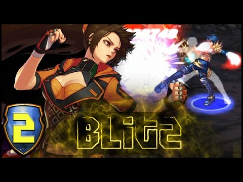 DFO Blitz! - [Female Striker] - THE RUNNER UP! KICKING HER WAY TO THE TOP!