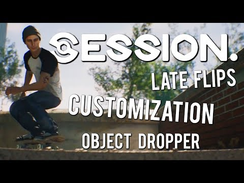 SESSION - Customization, Animations And More News Leading Up To Session Early Access