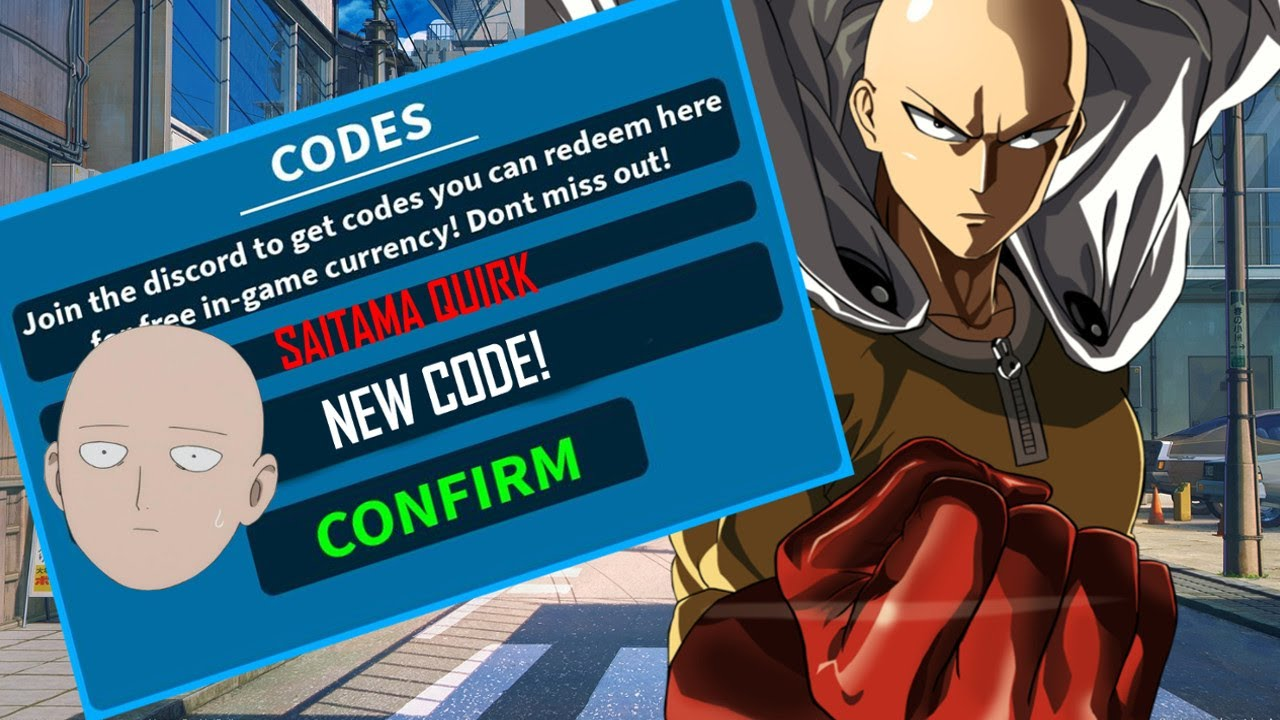 One Shot All Might With This New Code In Boku No Roblox