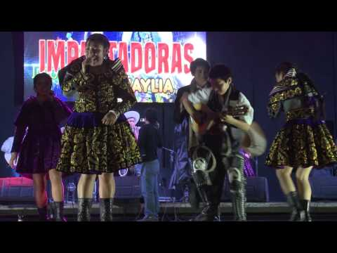 PRIMICIA 2017 IMPACTADORAS DE LA HUAYLIA