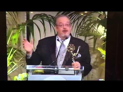 Joe Alaskey  Emmy Award Acceptance Speech