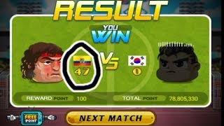Head Soccer New World Record 47 Goals In A Single Match