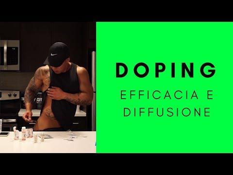 DOPING DIFFUSIONE ED