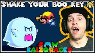 Looking For Trolls In All The Wrong Places! Super Mario World Blind Kaizo Races
