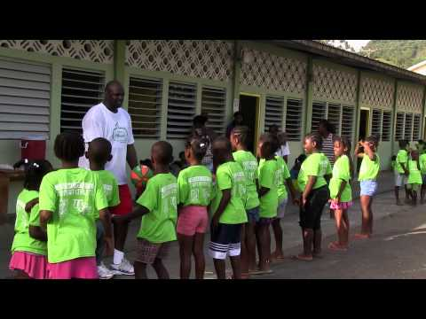 Knights Without Borders - St. Vincent & the Grenadines (May 2014) Documentary