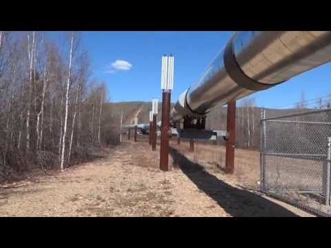 Trans Alaska Oil Pipeline Tour