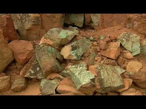Making History - Malachite & Copper