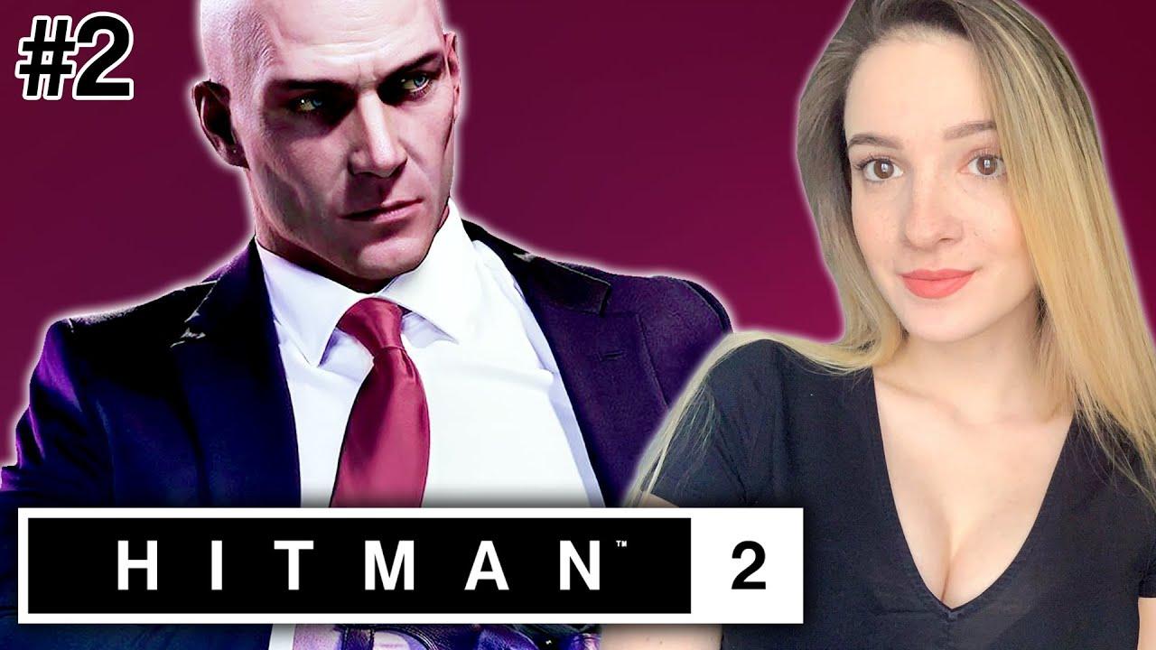HITMAN 2 | Полное Прохождение ХИТМАН 2 на Русском | Стрим | Hitman 2018