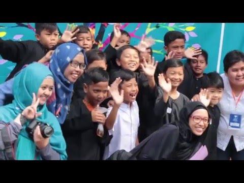Kelas Inspirasi Bandung #4 SDN Cihaurgeulis Bandung