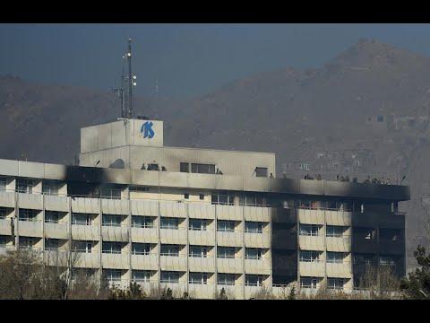 بالفيديو:نزلاء فندق كابول يستخدمون الملاءات لإنقاذ أرواحهم  - نشر قبل 1 ساعة