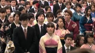平成27年度 卒業式