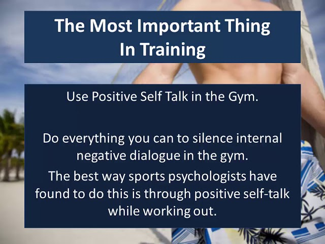 HIT 5 of 9 - The Most Important Thing In Training