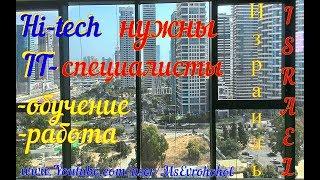 Hi-tech Israel нужны IT-специалисты