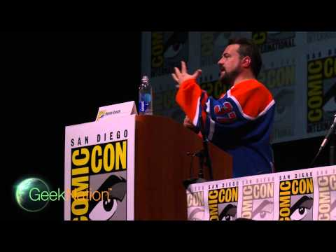 SDCC '13: Kevin Smith's 'ComiKev' Panel