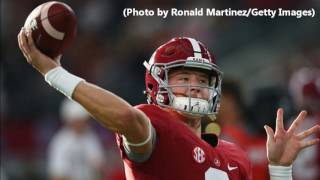Aaron Suttles Discusses Alabama QB Situation With Caller