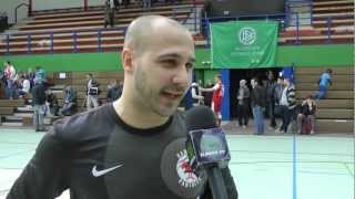 Interview mit Yalcin Ceylani (Hamburg Panthers) | ELBKICK.TV