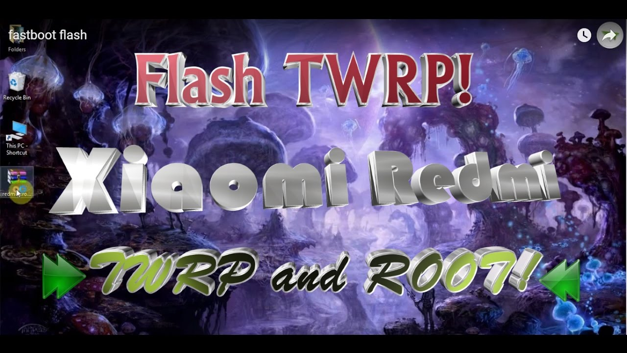 Newbie Xiaomi Redmi Pro TWRP download and Xiaomi Redmi Pro
