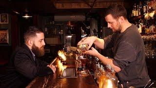 Try a Mean Fiddler: Star bartender, from Wall Street