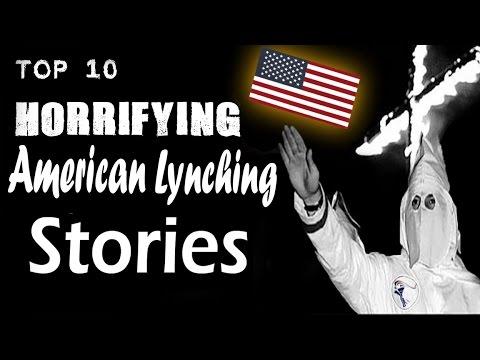 10 Horrifying American Lynchings