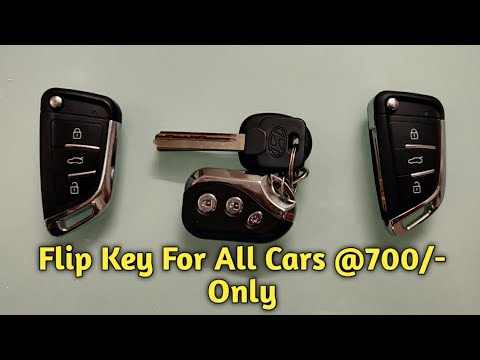 Fiip Key For All Car | I20 Magna Flip Key Modification