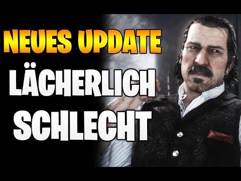 LÄCHERLICH SCHLECHT - Neues Update & Zukunft | Red Dead Redemption 2 Online News