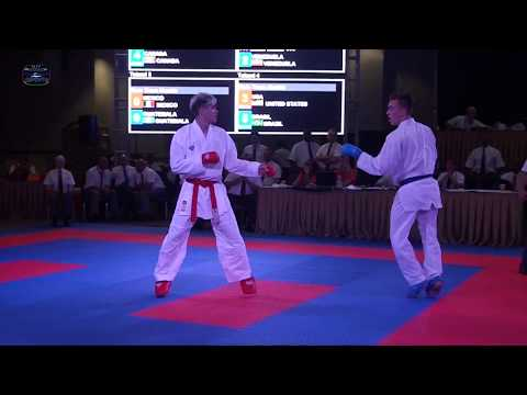 Highlights Karate Panamerican Competition 26 05 2017 part 1-3