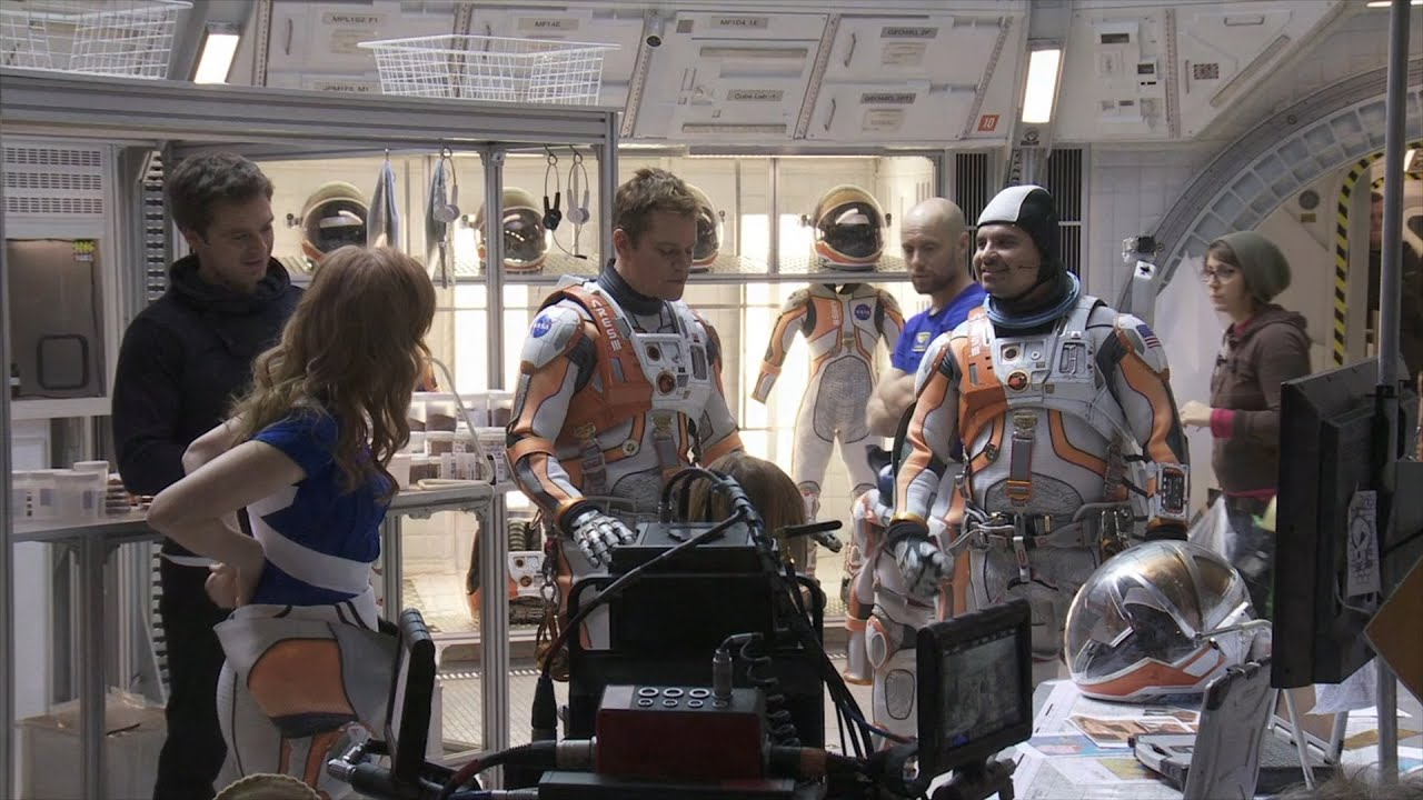 Meet the Cast of THE MARTIAN - YouTube
