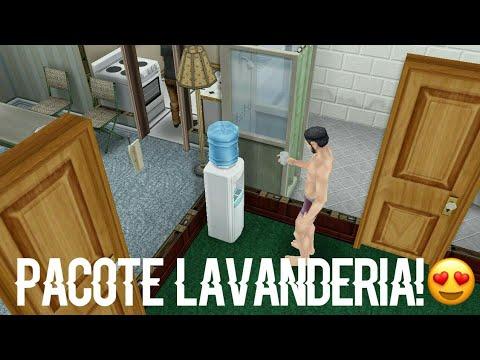💕Ganhei O Pacote da lavanderia The Sims Freeplay
