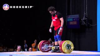 Norik Vardanian (94) - 160/202 Pan Am Games silver