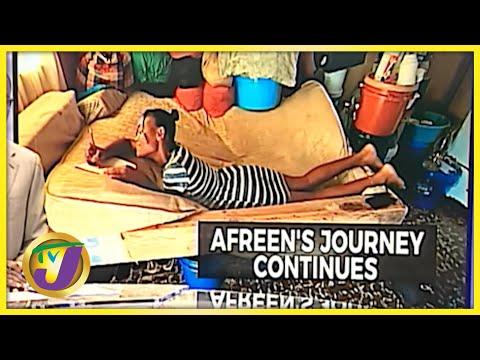 Afreen's Journey Continues | Jamaican Teen in Desperate Need | TVJ News - Sept 21 2021