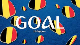 FIFA World Cup Russia 2018 : Goal Belgique