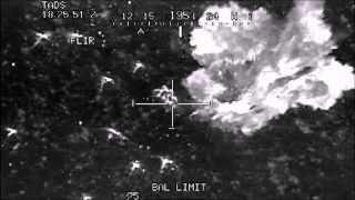 боевые действия  расстрел лагеря террористов с вертолётов Апач !!!(, 2013-10-13T16:06:02.000Z)