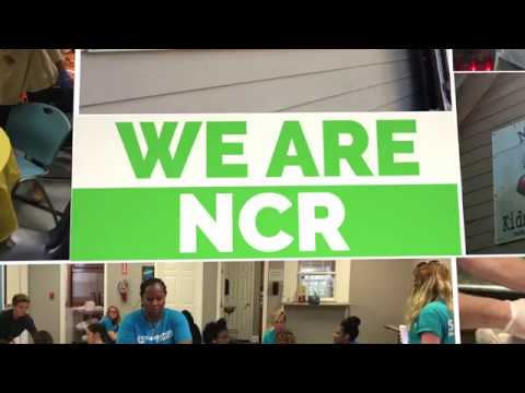 NCR Giving Back to the Community