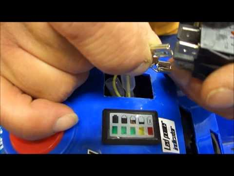 hqdefault how to change a switch in a dumar mega tredz yamaha raptor 660 dumar wiring harness battery at aneh.co