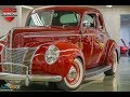 1940 Ford Deluxe Coupe #010101 @MVLleasing.com - Toronto Exotic