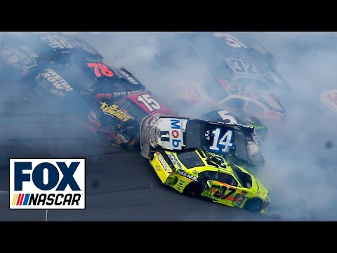 Talladega Superspeedway has a history of incredible finishes | NASCAR on FOX