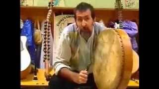 Bodhran sounds for Early Education from Greg Dimmock's A Swag full of Instruments