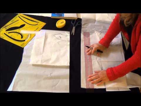 La paramontura - taglio e confezione - Metodo Sitam online